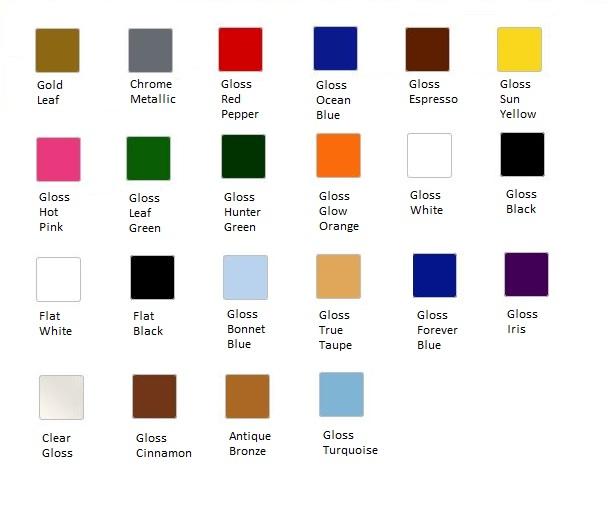 Krylon Paint Color Chart Rebellions